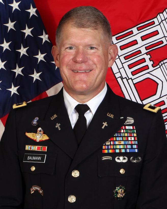 Chaplain (Colonel) Bradford A. Baumann