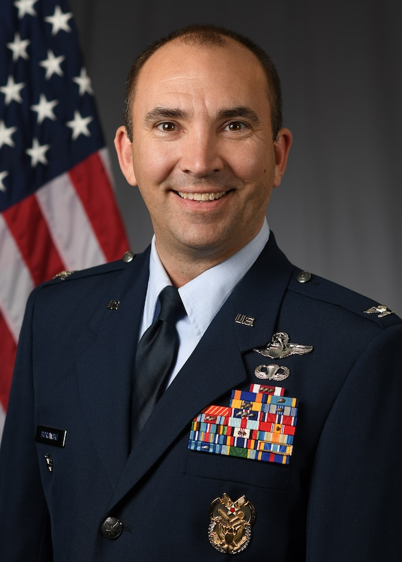 Col. John Borowski Official Photo