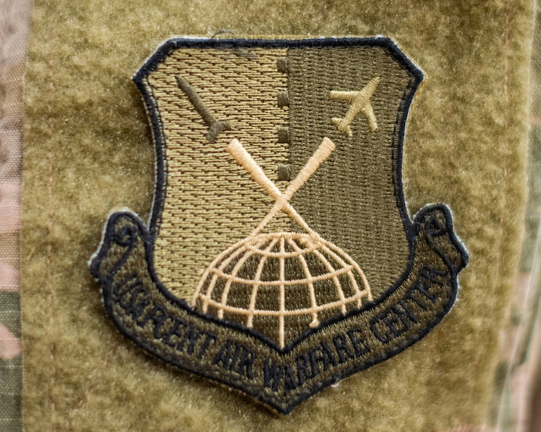 AFCENT AWC patch