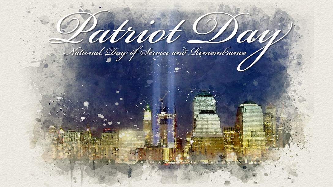 On Patriot Day, the Defense Logistics Agency and tenant agencies of the McNamara Headquarters Complex honor the memory of those who died in the Sept. 11 terrorist attacks in 2001.