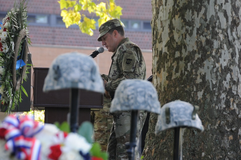 U.S. Army Reserve honors Soldiers lost on 9/11