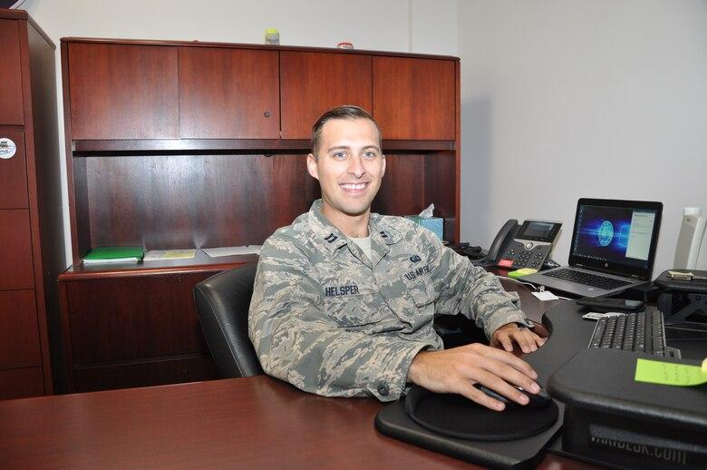 Capt. Craig Helsper