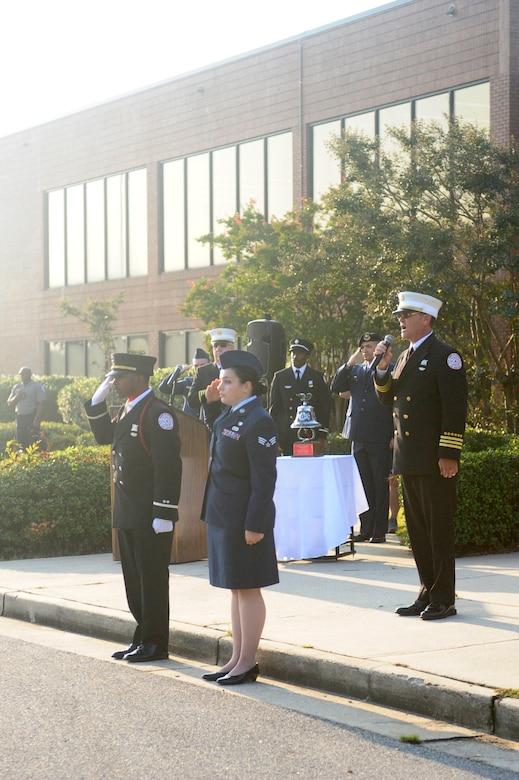 Team Robins remembers: Ceremonies mark 9/11 attacks