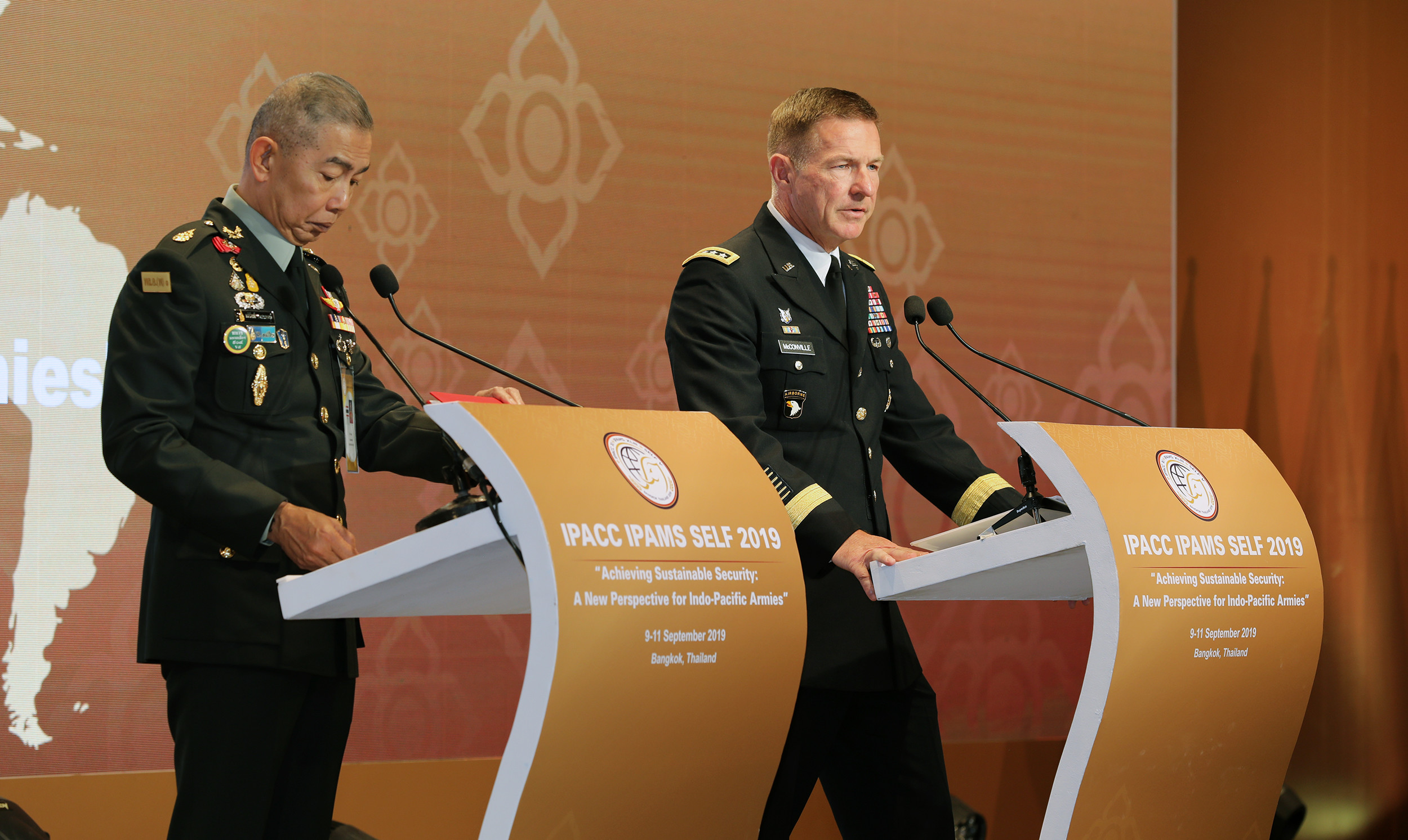 U S  and Royal Thai Armed Forces Co-host 2019 Indo-Pacific