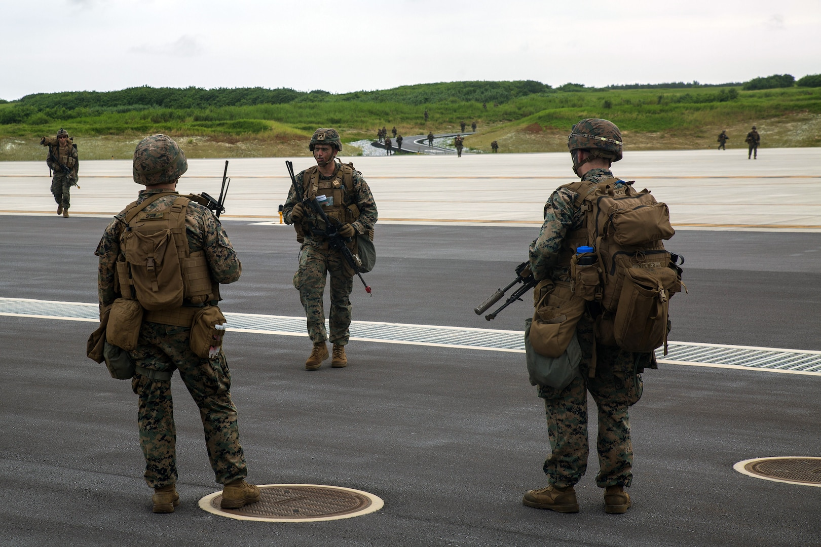 31st MEU Completes MAGTF-level Sequential Islands-seizure Rehearsal from Amphibious Shipping