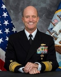 Vice Admiral William Merz