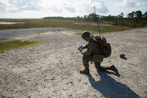 Handheld digital targeting system provides fire and air support to Marines