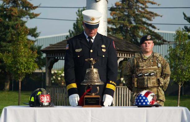 Niagara commemorates 9/11