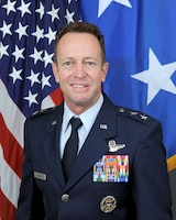Official bio photo for the Vice Director for Joint Force Development Maj. Gen. David R. Iverson.