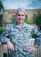 A Reserve Citizen Airman with the 944th Fighter Wing Equal Opportunity office is the proud small business owner of Skin GLO Studio, a day spa in North Mesa.
