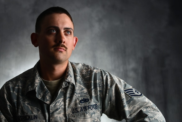 Airman overcomes abuse, walks new path