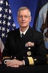 Rear Admiral Timothy Weber