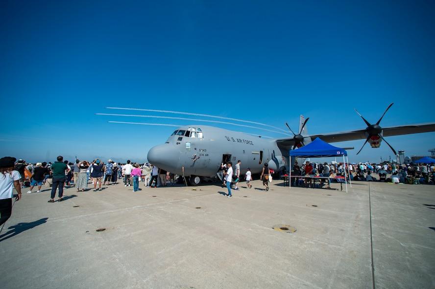 Misawa Air Fest 2019 at Misawa Air Base, Japan, Sept. 8, 2019.
