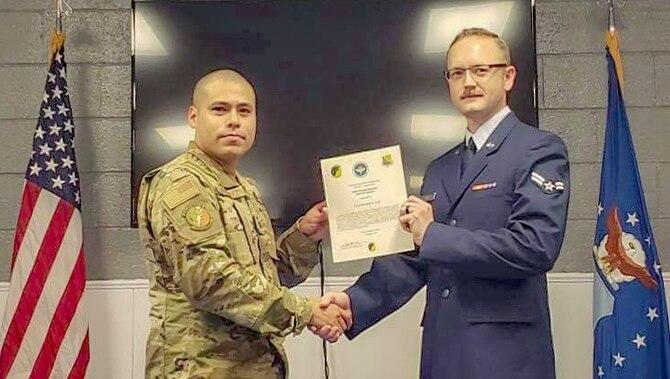 Florida ANG Airman earns ACE award
