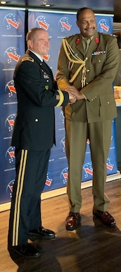 Hawaii Reserve Command Attends International Conference in Thailand