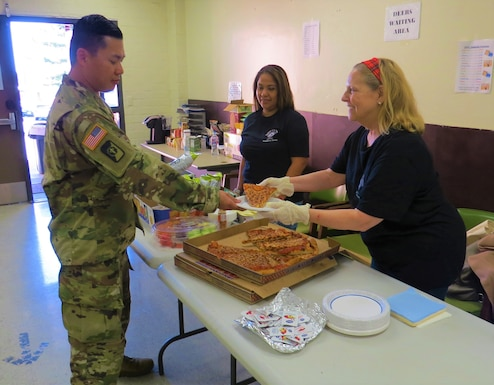 Family Readiness Group supports 311th ESC Soldiers
