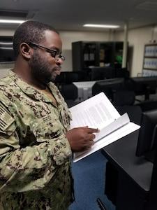 Information Warfare Training Site Yokosuka Modernizes Training with Stallion 3.1 Upgrade