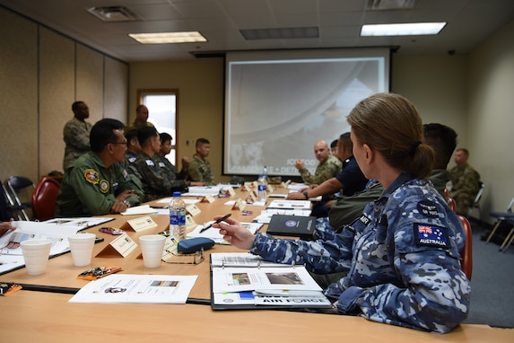Osan Hosts Fighter Logistics and Safety Symposium for PACAF