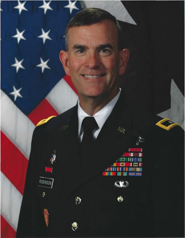 Major General Joe D. Robinson Commanding General 3d Medical Command (Deployment Support)