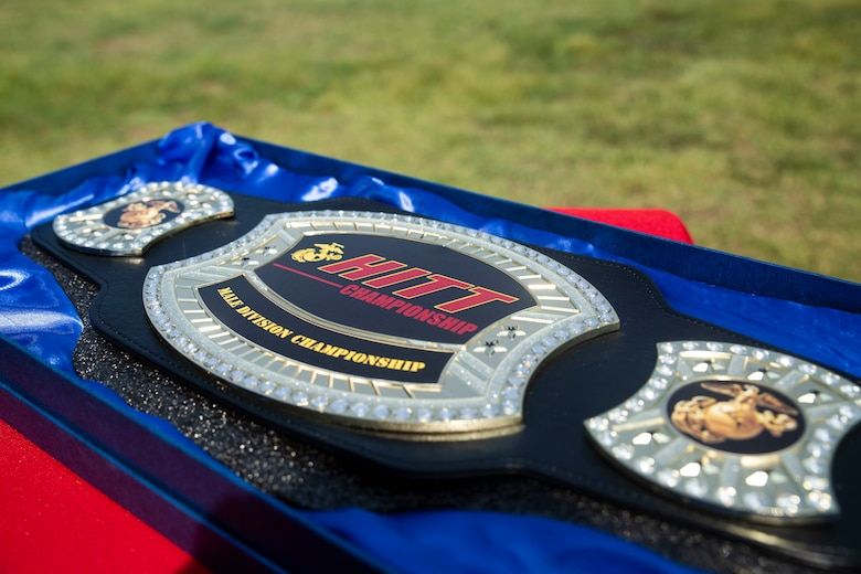 U.S. Marines from several installations competed in the 2019 High Intensity Tactical Training Championship aboard Marine Corps Base Quantico, Va., from Sept. 9-12, 2019. The competitors participated in a total of seven events, which challenged them both physically and tactically. One male and one female competitor won championship belts and are now known as the Marine Corps' top athletes.