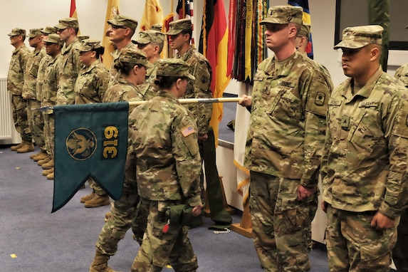 The seven newest units in the Army Reserve