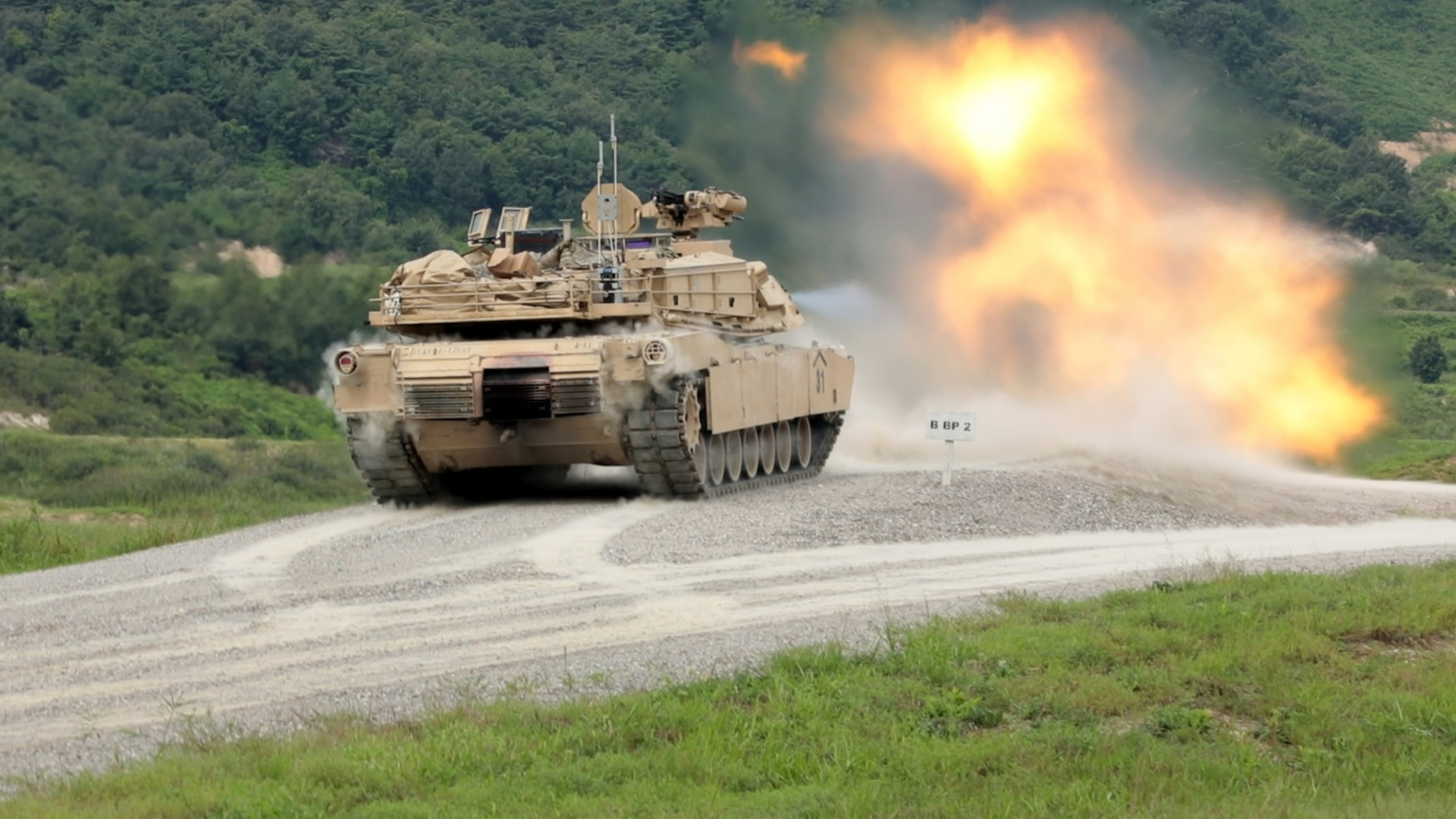 Greywolf Brigade Conducts Complex Combined Breach Training with ROK Army Partners