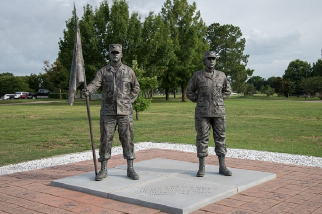 First Sergeant Monument