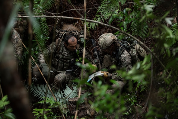 Army-Air Force joint training enhances readiness, lethality.