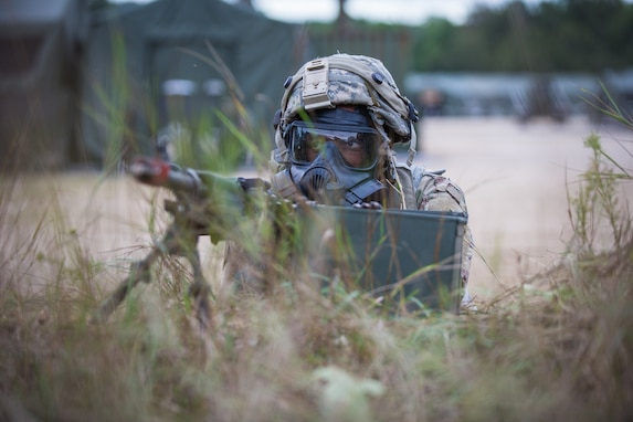 Army Reserve premier exercise, CSTX, continues to evolve during Fort McCoy training