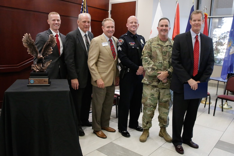 West Valley City receives Freedom Award