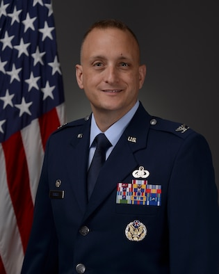 Col. Christopher M. Busque, 31 MSG commander