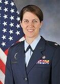 Lt. Col. Erin C. Cook, 349th Maintenance Group commander