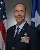 Brig. Gen. Richard W. Gibbs biography photo.