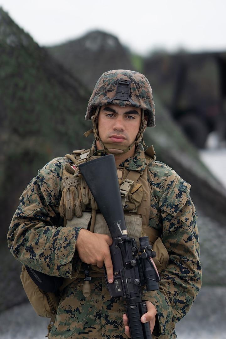 2019 Thunder Field Training Exercise aboard Camp Hansen, Okinawa