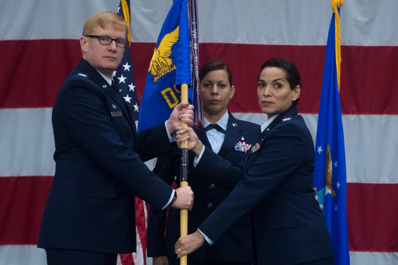 2nd MDG deactivate and re-designate squadrons