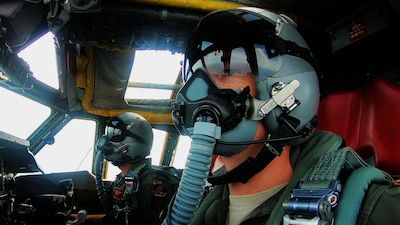 Barksdale bomb wings support Cobra Warrior