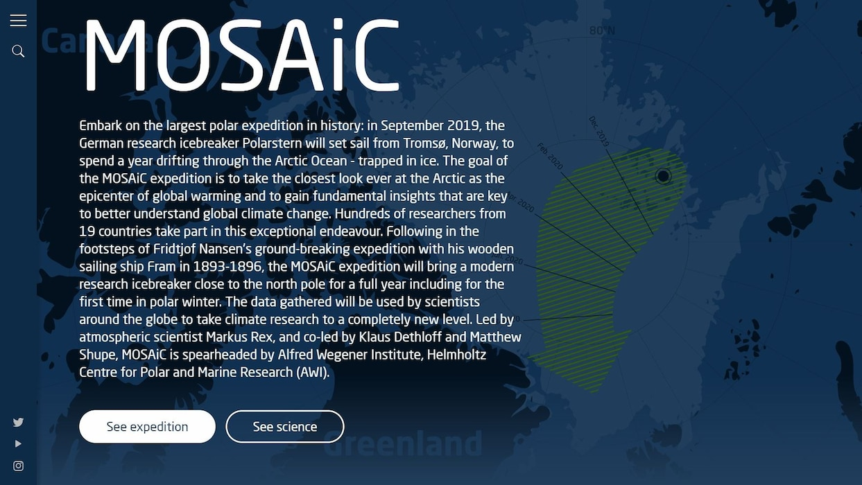 MOSAiC Expedition