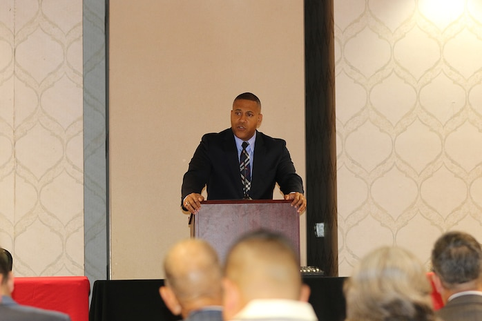 Corps engages industry through briefing event
