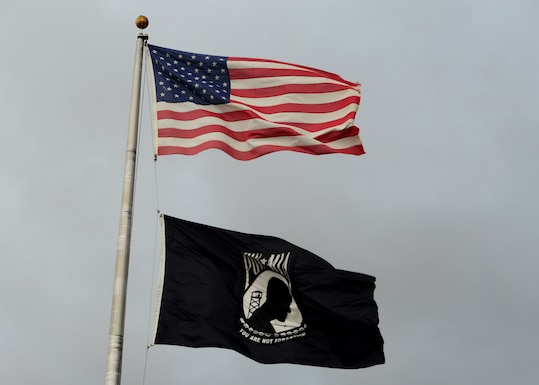 Beale honors POW/MIA Recognition Day