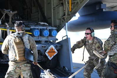The FARP program is a United States Special Operations Command capability that allows the execution of refueling operations in situations where the use of conventional fueling stations or air-to-air refueling is unavailable.