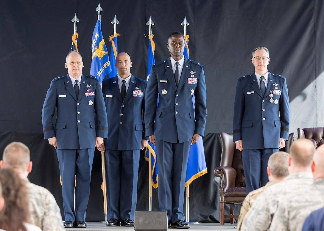 ADF-C Change of Command Ceremony