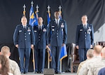 ADF-C Change of Command Ceremony