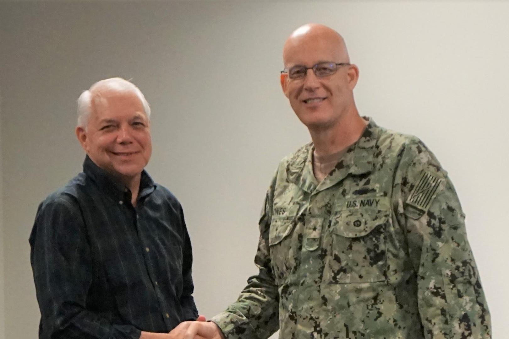 Distribution San Joaquin's Maldonado retires after 51 years of combined service