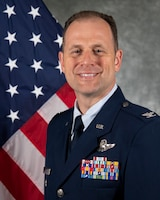 Col. James McFarland Official Photo