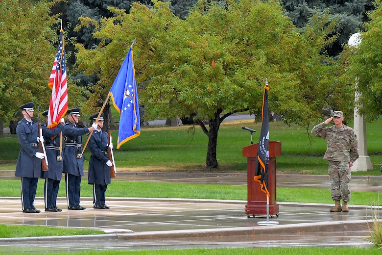 The local chapter of the Air Force Sergeants Association sponsored a POW/MIA Remembrance ceremony Sept. 20, where Team Hill honored prisoners of war and those still missing in action.