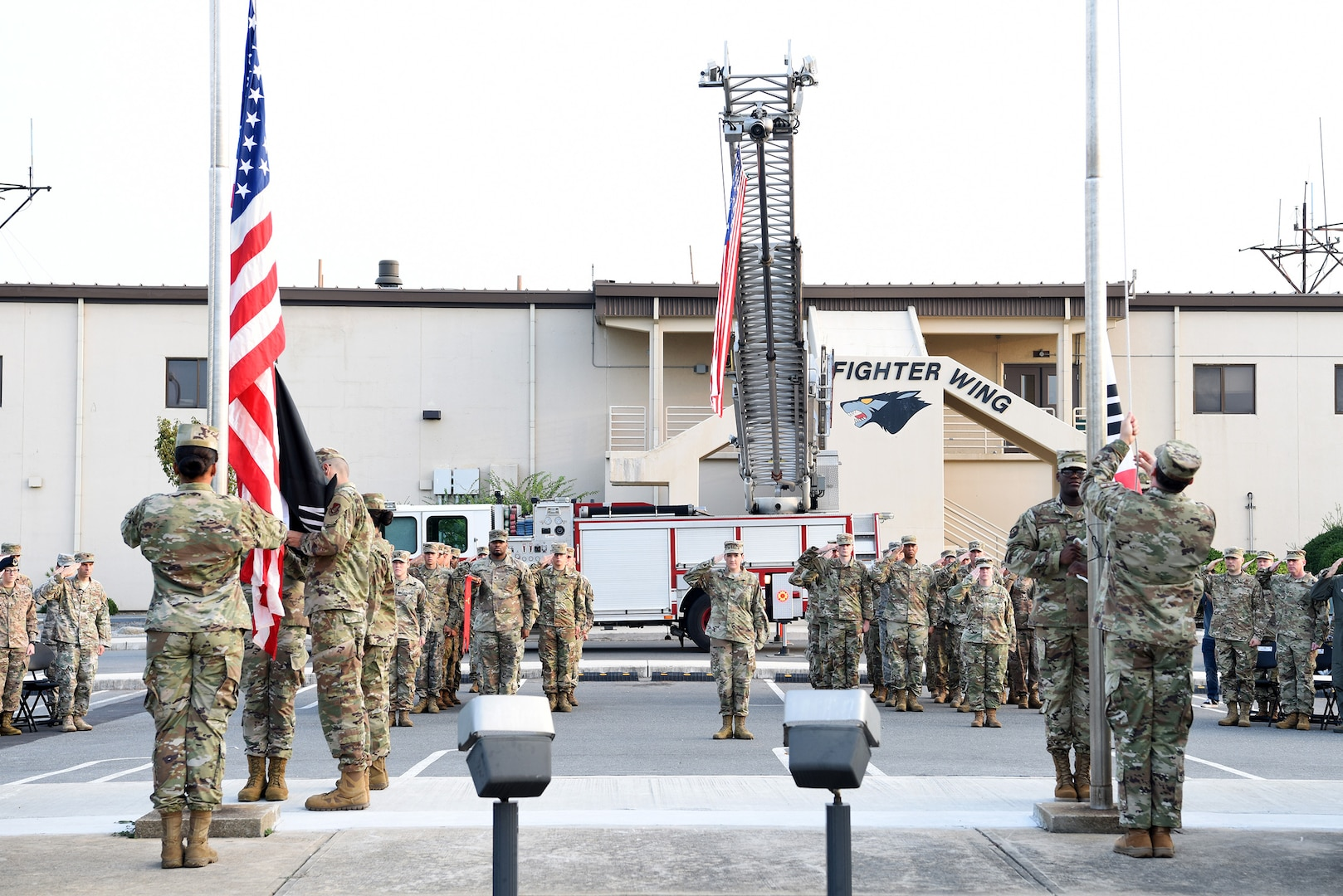 Wolf Pack Honors POW/MIAs Who Are Gone but Not Forgotten