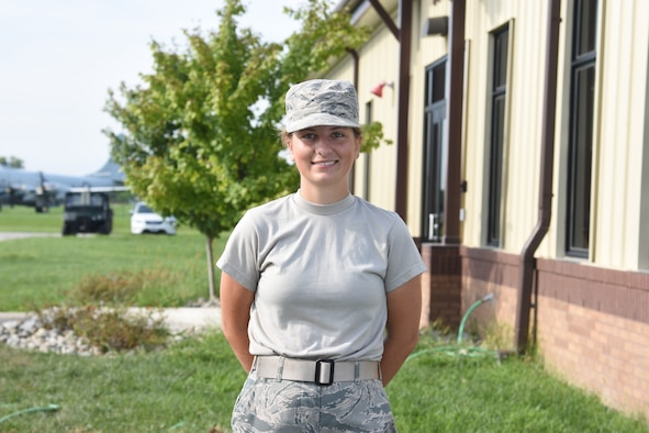 Meet Staff Sgt. Megan Coleman