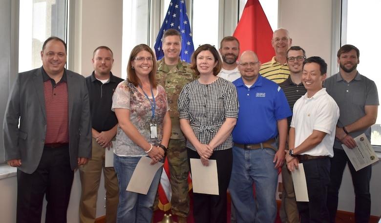 Memphis District Team Members Recognized