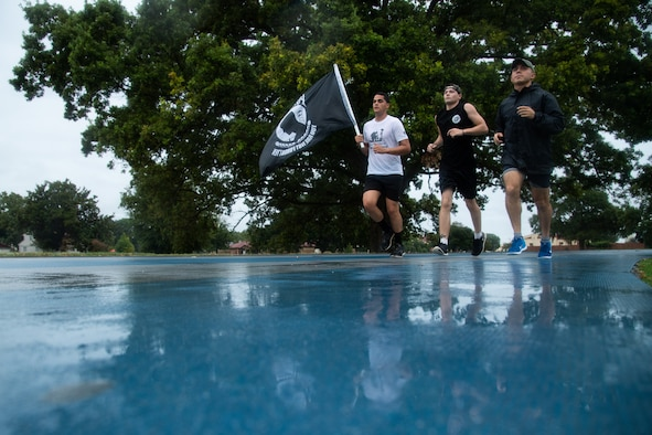 Honor the fallen: A run to remember