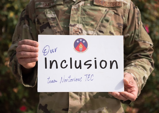 Inclusion sign